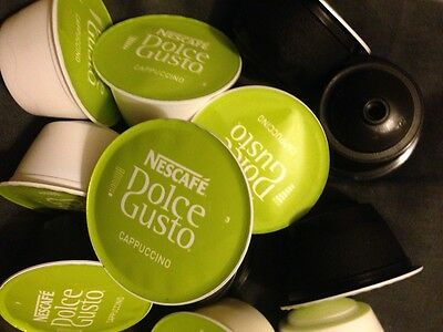 Dolce Gusto 30 Mix Of Cappuccino Milk And Coffee Pods