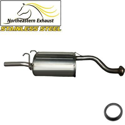 Rear Exhaust Muffler Section With Gasket NEW for I30 Maxima V6 3.0L