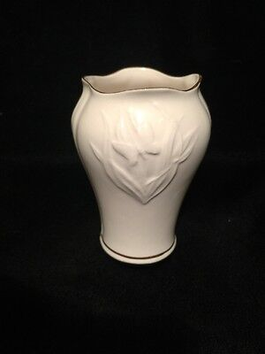 Irish BELLEEK In Retrospect 2000 Small Bud Vase
