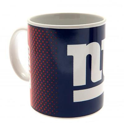 Official Licensed NFL Product New York Giants Mug FD Cup Tea Coffee Gift Box