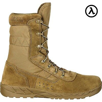 Rocky C7 Cxt Lightweight Commercial Military Boots Rkc065 * All Sizes - New