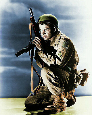 Audie Murphy - To Hell andBack (1955)  - 8 1/2 X 11