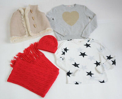Witchery, Country Road, H&M,  / Jumper, Vest, Scarf, Hat Girl's Bundle {10 YRS}