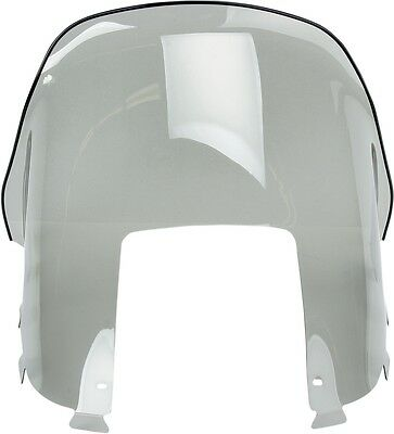 Kimpex 06-219 Polycarbonate Windshield Standard - 15.5in. - Smoke