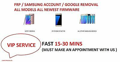 FRP / SAMSUNG ACCOUNT / GOOGLE REMOVAL ALL samsung MODEL Newest 7 0 8 0 fast