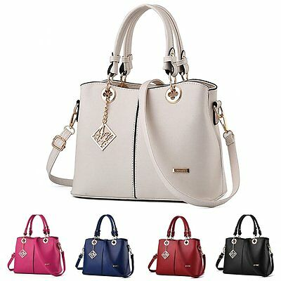 New Women Handbag Shoulder Bags Tote Purse PU Leather Messenger Hobo Bag Satchel