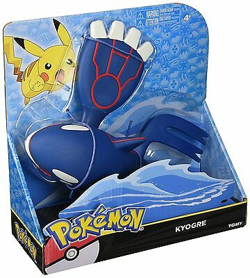 Genuine Pokemon Large 8 Inch Action Figure - Kyogre Blue