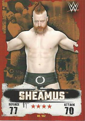 WWE NXT Topps Slam Attax Takeover Cards 2016 Sheamus