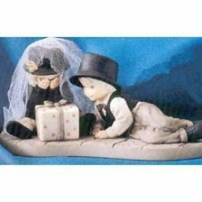 Kim Anderson PAAP Figurine, 'Unwrapping The Layers Of Love', New In Box, 703540