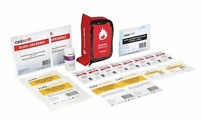 Burn Module First Aid Kit Add to existing First Aid Kits or Restock Quality Comp