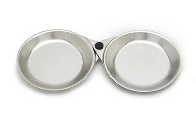 Umbra Stainless Steel Twofold Spoon Rest, 330709-047