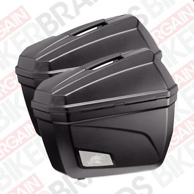 Kappa K22N pannier set - Kappa & Givi Monokey fittment - UK Stock