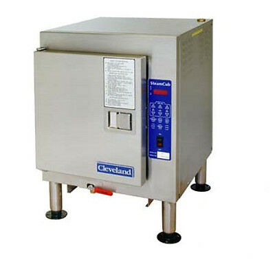 Cleveland 1SCEMCS 1 Compartment Electric SteamCub Convection Steamer