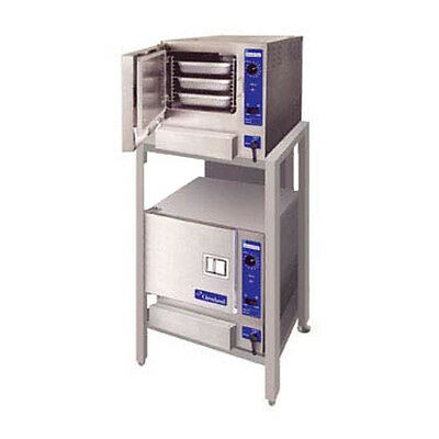 Cleveland 22CGT33.1 SteamChef™ 3 Convection Steamer, Auto Water Double Stack