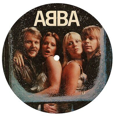 """Abba Knowing Me,knowing You/happy Hawaii Vinile 7"""" Picture Disc Nuovo Sigillato"""