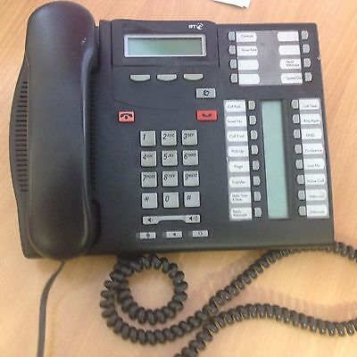 Bt Nortel Networks T7316E Phone, Business Phone / Telephone, Charcoal