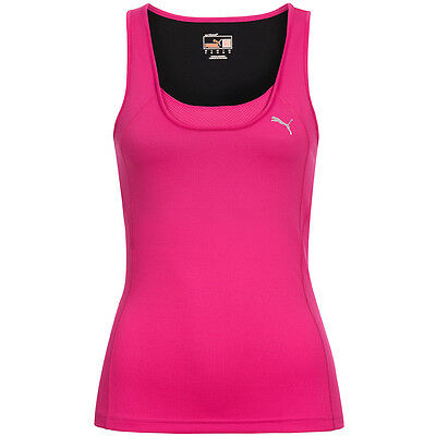 PUMA Tank Top Gym 2 Damen Shirt Trainings Oberteil Workout Outfit 512023-04 neu
