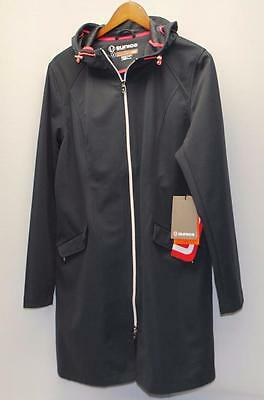 New Ladies LARGE Sunice Cassie X20 Water resistant softshell Car Coat Charcoal