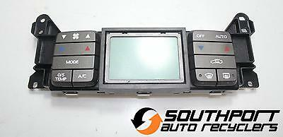 Commodore Vy Vz Heater Ac Controls Climate Control Type 10/02-09/07 *0000017940*
