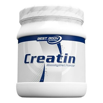 Best Body Nutrition Creatin Monohydrate 2 x 500 g Can (26,98 EUR/1000 g)