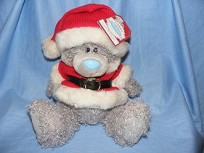 Me To You Tatty Teddy Christmas Bear With Santa Outfit Present Gift NEW G01W3305