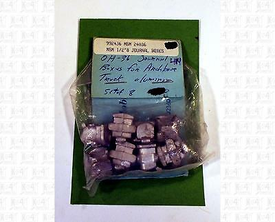 Portland Products G 1:24 Parts: Arch Bar Truck Journal Boxes 24036