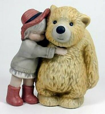 Kim Anderson PAAP Figurine, 'Give More Hugs, Give More Love', New In Box, 535656