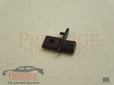 Audi A6 C5 Avant NS Left Roller Luggage Cover Lug Repair Black New 4B9863662