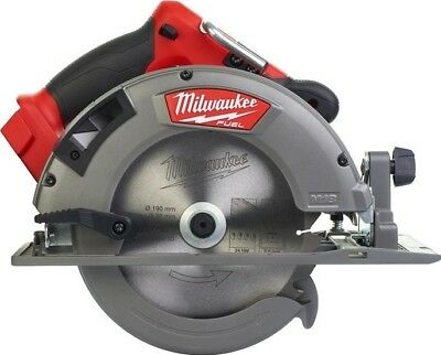 Milwaukee M18 CCS66-0 FUEL Circular Saw | 18 Volt Bare Unit