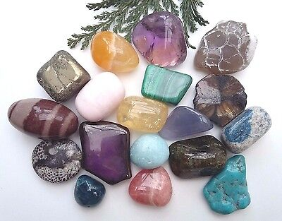 Rare & Special CRYSTAL TUMBLESTONES - Massive Choice! Healing Reiki Gemstones