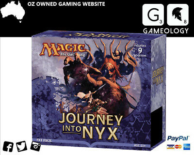 MAGIC: THE GATHERING Journey into Nyx - Fat Pack