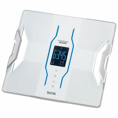 Tanita RD901WH White Bluetooth Body Composition Monitor Scale