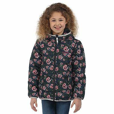 Regatta Childrens Jacket Coulby Floral