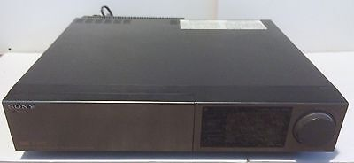 Vintage Sony SLV-676UC VCR VHS Cassette Flying Erase Head For Parts Or Repair