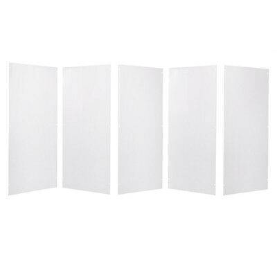Viva Medi 5 PVC Medical Privacy Screen Replacement Panels