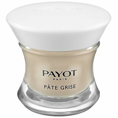 NEW Payot Paris Dr Payot Solution Pâte Grise Purifying Care Skin Types 15ml