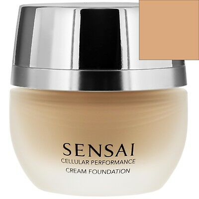 SENSAI Cellular Performance Cream Foundation SPF15 22 Natural Beige 30ml for her