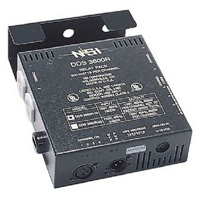 Leviton Dds 3600R 4 Channel Satellite Relay System