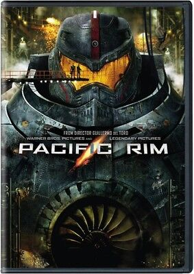 Pacific Rim [New DVD]