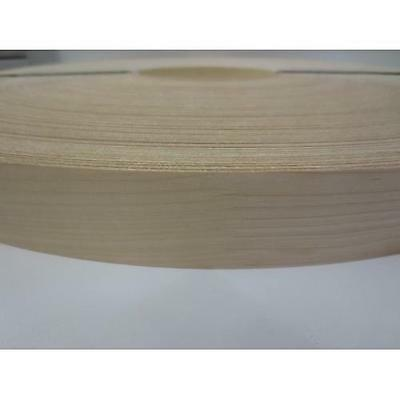 Real wood Veneer Corner Maple american 16mm with Hot melt adhesive iron-on