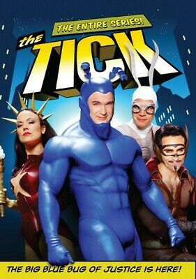 Tick - The Tick: The Entire Series! [New DVD] Widescreen