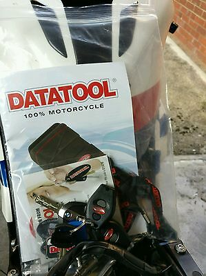 Datatool Category 1 Thatcham Approved Motorcycle Alarm Immobiliser 07739540000