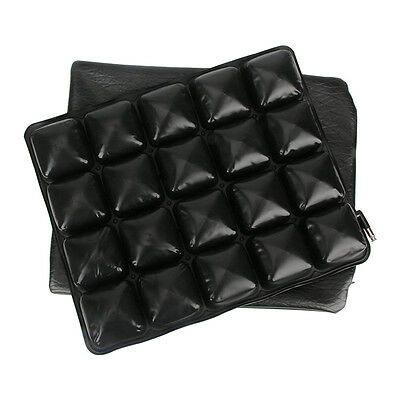 Square Air Cushion Neoprene Comfort Inflatable Seat Pad Home Office Pillow Pad