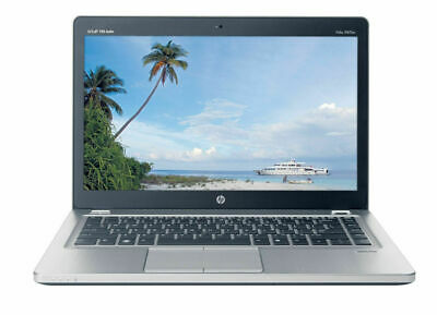 HP EliteBook Folio 9470m i5-3437U 1.9Ghz 8GB 320GB HDD USB 3.0 Win 10 Pro 14""