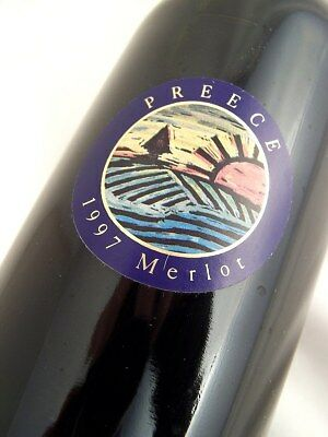 1997 MITCHELTON Preece Merlot Isle of Wine