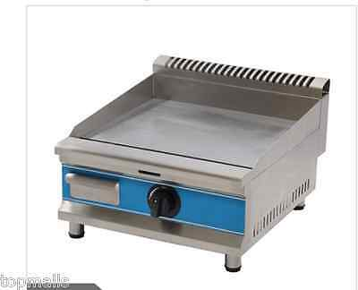 Commercial Counter Top Stainless Steel LPG Gas Griddle_Gas Griddle_ Gas Hot Plat