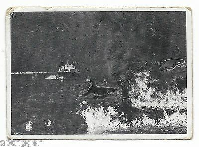 1965 James Bond 007 (38) Always Burn Yours Boats Behind You