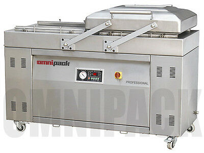 OMNIPACK PRO 800 VACUUM SEALING/PACKING/PACKAGING MACHINE/SEALER CRYOVAC. As New
