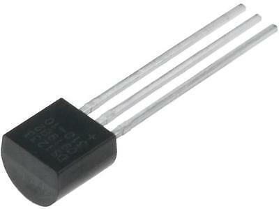 DS1233-10+ Supervisor Integrated Circuit active-low 1.2÷5.5VDC TO92