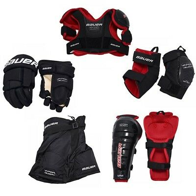 Bauer Vapor X:Velocity Starter Ice Hockey Kit - Youth